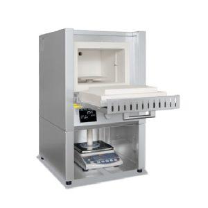 Lò nung 1100 độ C; 1200 độ C với cân và phần mềm