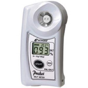 Khúc xạ kế đo độ mặn