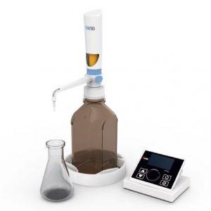 Dispenser phân phối dung môi kỹ thuật số