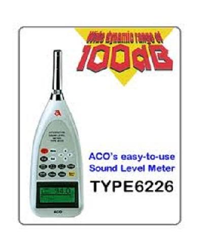 Máy đo độ ồn Type II, TYPE 6226