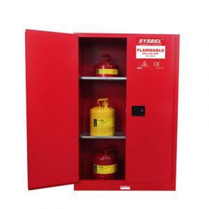 Tủ đựng dung môi gây cháy