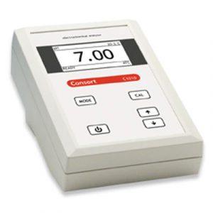 Máy đo nước để bàn dòng C1010