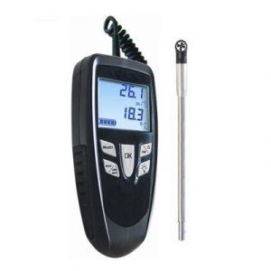 Máy đo nhiệt độ/ tốc độ gió