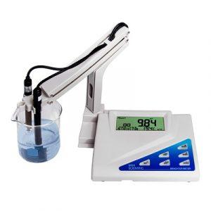 Máy đo pH, độ dẫn, DO, độ đục để bàn/ cầm tay/ bút đo