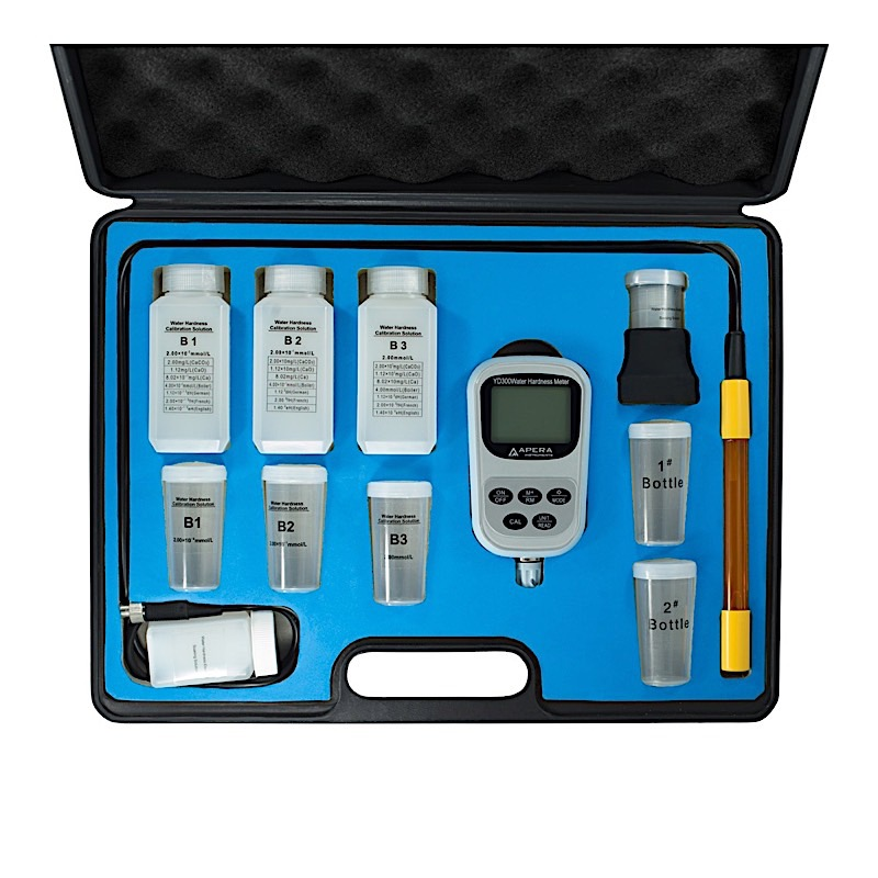 Máy đo độ cứng của nước cầm tay (Ca2+, Mg2+), Model : YD300