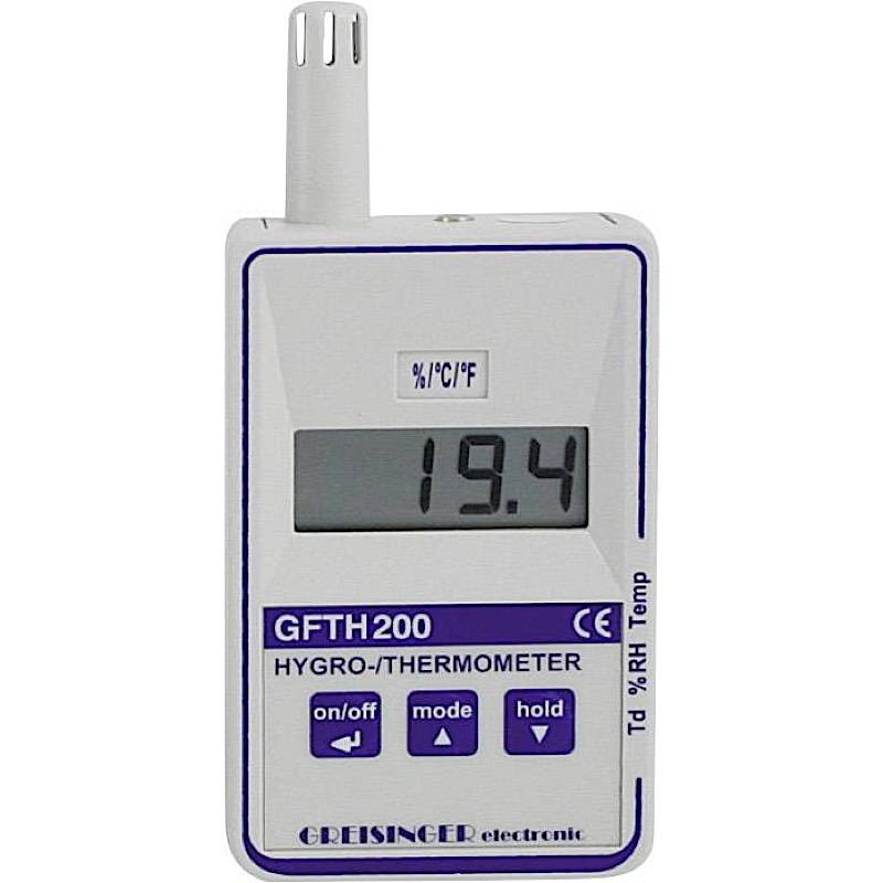 Máy đo độ ẩm/ Nhiệt độ cầm tay