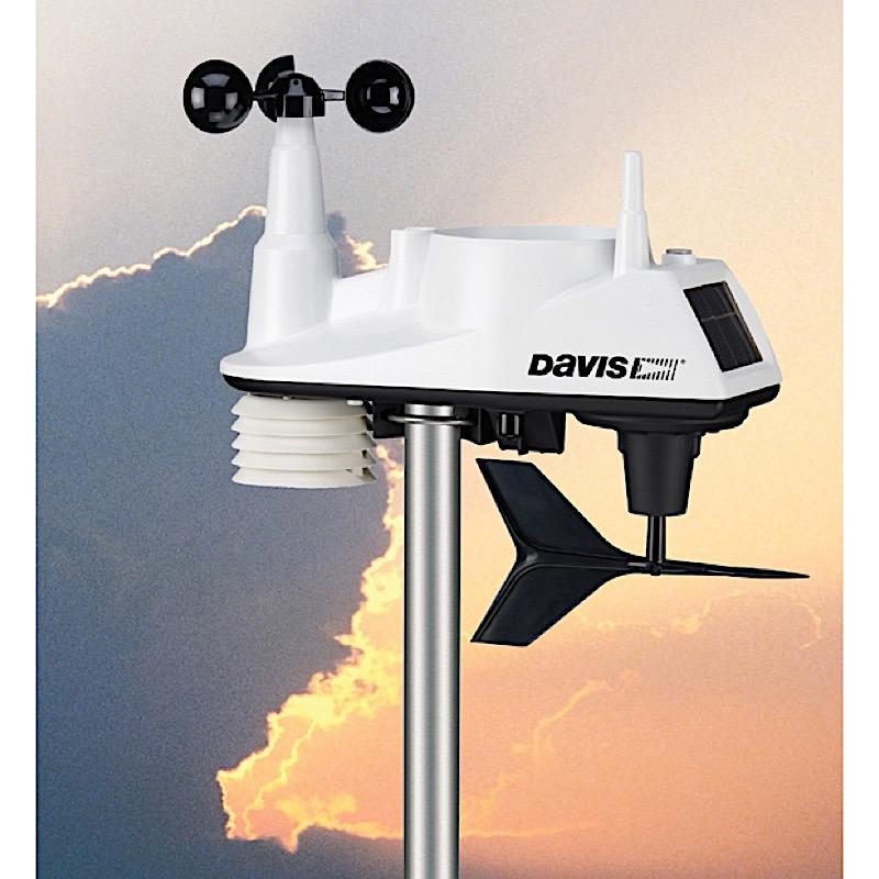 Trạm quan trắc thời tiết khí tượng; Vantage Vue (code: 6250)