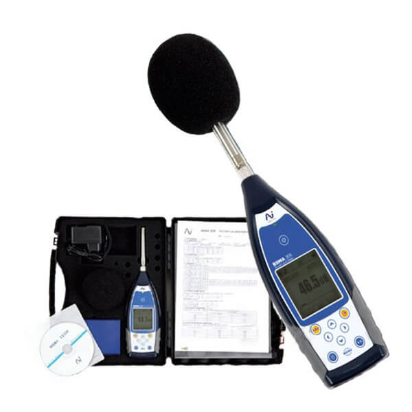 Máy đo độ ồn theo dải tần BSWA 309  Model: BSWA 309