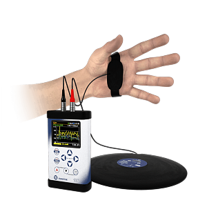 Máy đo rung dải tần đo rung cục bộ và rung toàn thân  Model:SV106